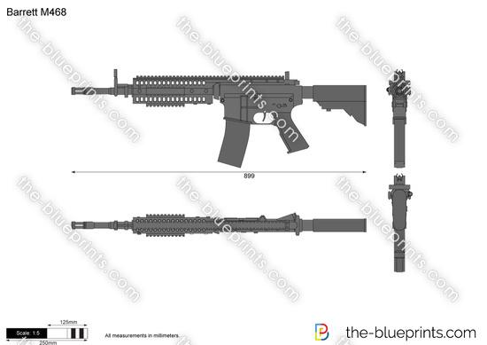 Barrett M468