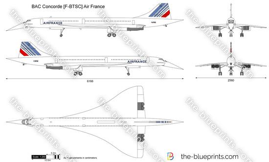 BAC Concorde [F-BTSC] Air France