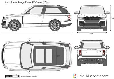 Range Rover SV Coupe (2018)