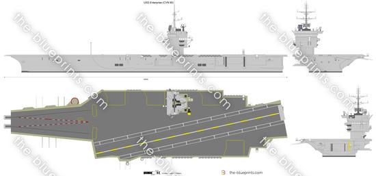 USS Enterprise (CVN 65)
