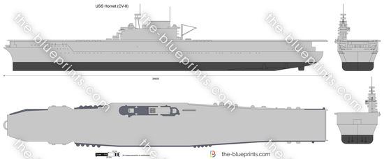 USS Hornet (CV-8)