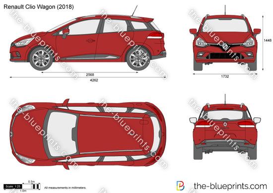 Renault Clio Wagon