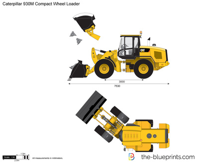 Caterpillar 930M Compact Wheel Loader