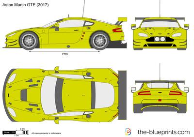 Aston Martin GTE (2017)