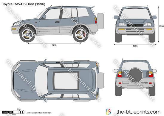 Toyota RAV4 5-Door
