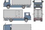 Volkswagen Delivery e Box Truck (2017)