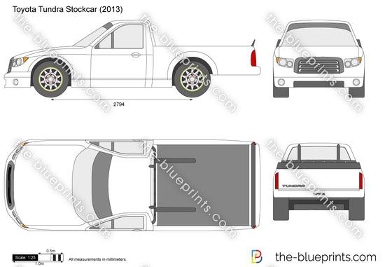 Toyota Tundra Stockcar