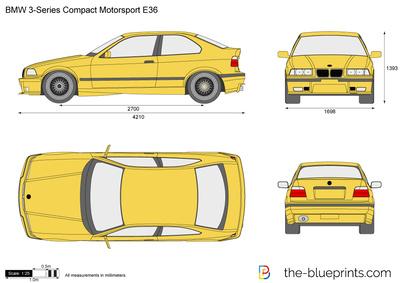 BMW 3-Series Compact Motorsport E36