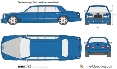 Bentley Arnage Extended Limousine