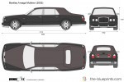 Bentley Arnage Mulliner (2002)