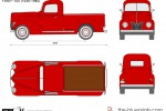 Ford F-100 (1938-1940)