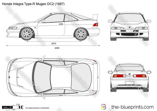 Honda Integra Type-R Mugen DC2