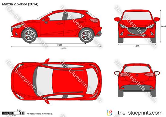 Mazda 2 5-door