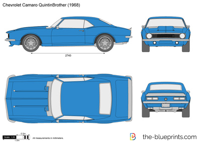 Chevrolet Camaro QuintinBrother