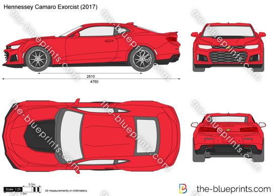 Hennessey Camaro Exorcist