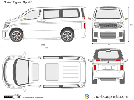 Nissan Elgrand Sport S