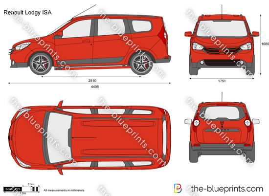 Renault Lodgy ISA