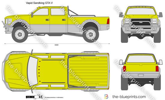 Vapid Sandking GTA V