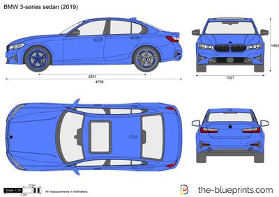 BMW 3-series sedan G20