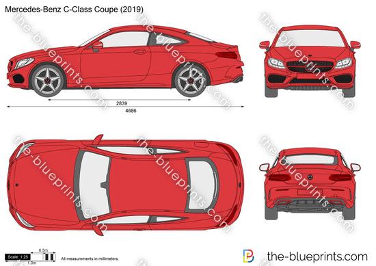 Mercedes-Benz C-Class Coupe C205
