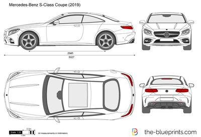 Mercedes-Benz S-Class Coupe C217