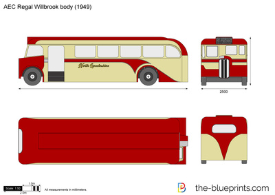 AEC Regal Willbrook body