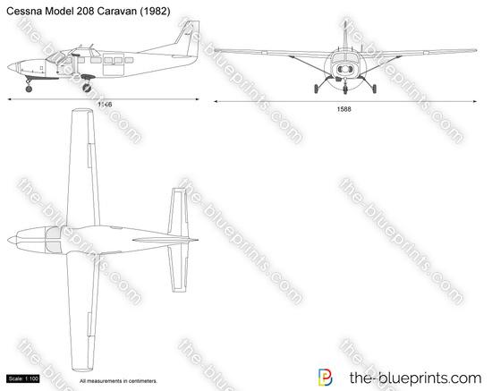 Cessna Model 208 Caravan