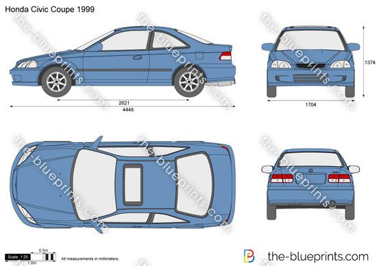 Honda Civic Coupe EJ6