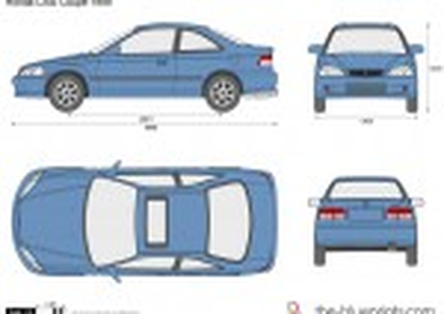 Honda Civic Coupe 1999