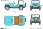 Jeep CJ Dixie