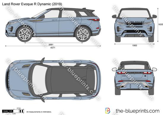 Land Rover Range Rover Evoque R Dynamic