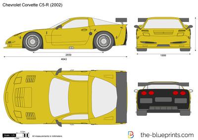 Chevrolet Corvette C5-R (2002)