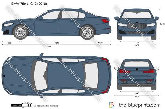 BMW 750 Li G12