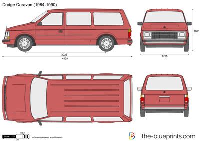 Dodge Caravan (1985)
