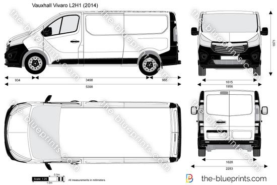 Vauxhall Vivaro L2H1