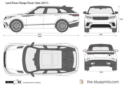 Land Rover Range Rover Velar (2017)