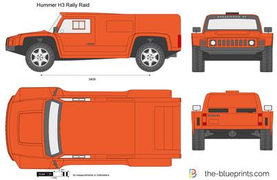 Hummer H3 Rally Raid (2005)