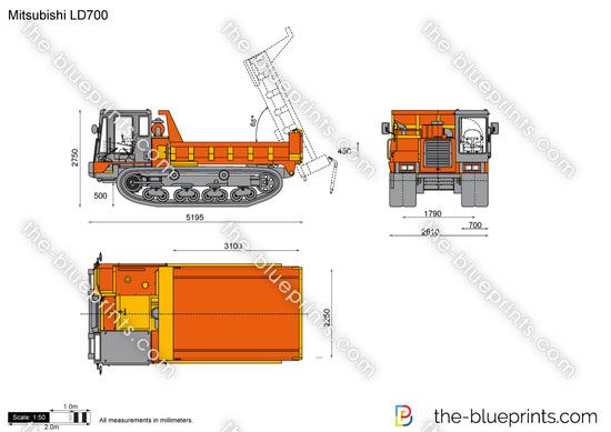Mitsubishi LD700