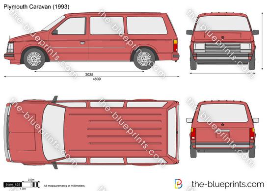 Plymouth Caravan