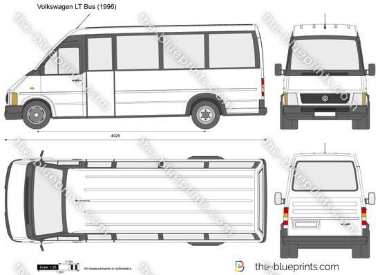 Volkswagen LT Bus