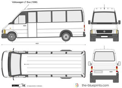 Volkswagen LT Bus (1996)