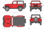 Jeep Wrangler Rubicon SoftTop