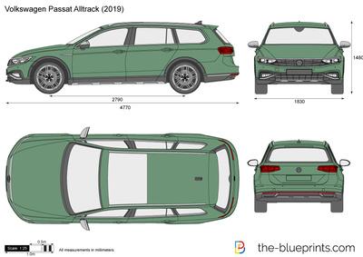 Volkswagen Passat Alltrack (2019)