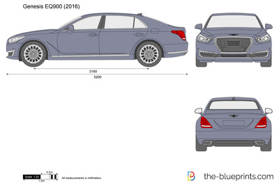 Genesis EQ900