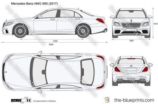 Mercedes-Benz AMG S65