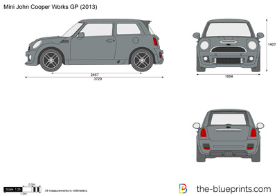 Mini John Cooper Works GP R56
