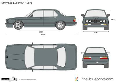 BMW 528 E28