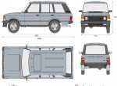 Land Rover Range Rover Classic LWB