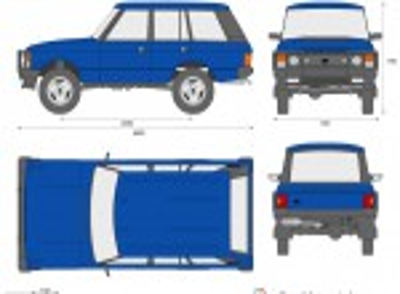 Land Rover Range Rover v8 EFI (1988)