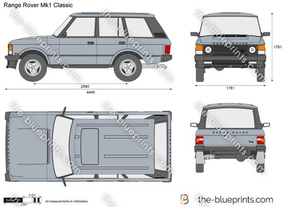 Range Rover Mk1 Classic